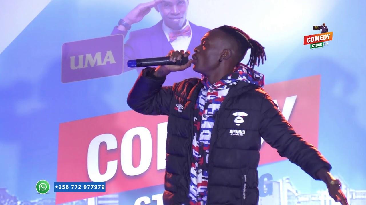 Alex Muhangi Comedy Store Feb 2019 - Fik Fameica