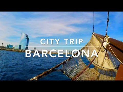 ᴴᴰ CITY TRIP BARCELONA | GoPro HD | Roman Limacher