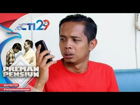PREMAN PENSIUN - Ternyata Kang Bahar Sudah Mendengar Imas Kecopetan [13 Agustus 2018]