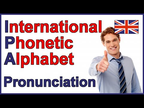 International Phonetic Alphabet (IPA) | English Pronunciation