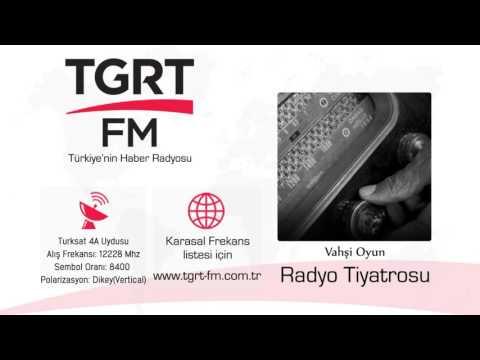 Radyo Tiyatrosu Vahşi Oyun