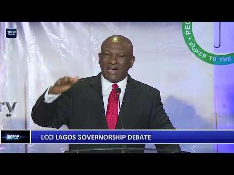 Lagos Gubernatorial Debate: Sanwo-Olu vs Agbaje (part 2)