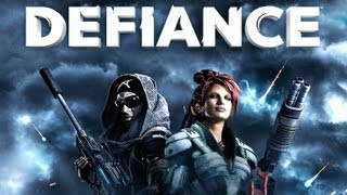 "DEFIANCE | ""Shadow War"" Gameplay Trailer [English] (2013) 