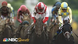 Cloud Computing pulls upset to win the 142nd Preakness Stakes
