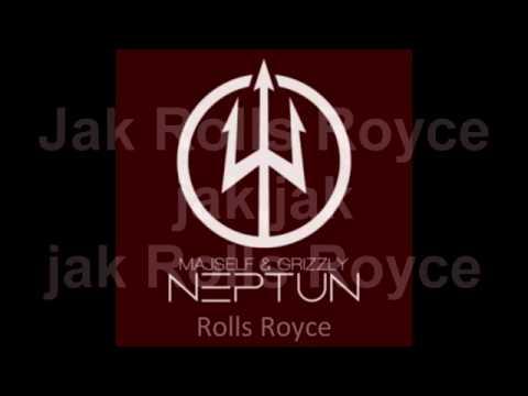 Majself & GRIZZLY - Rolls Royce text