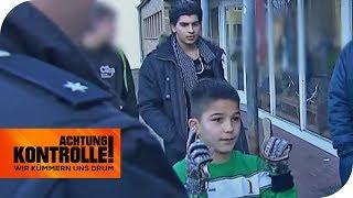 Kinder in der Schule mit Messer bedroht: Wo ist der Täter? | Achtung Kontrolle | kabel eins