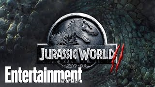 Here's Everything We Know About 'Jurassic World: Fallen Kingdom' | News Flash | Entertainment Weekly