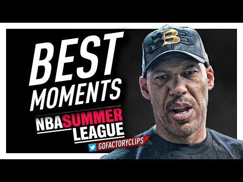 LaVar Ball BEST Moments & Interviews from 2017 Summer League!