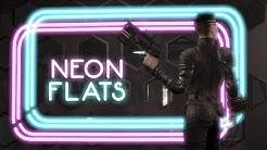 Neon Flats and the Ambulatory A.I. S.N.O.W. - Fallout 4 Creation Club
