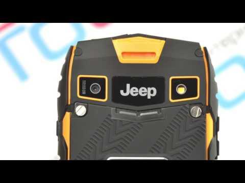 Видео обзор смартфона Jeep Z6. Защищённый китайский смартфон Jeep Z6 IP68!