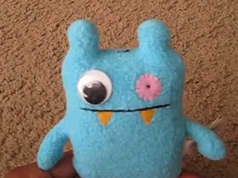 Ugly Doll and Beanie Boo Review - YouTube 2de42cb953c