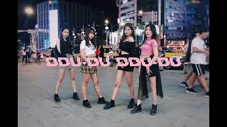 [KPOP IN PUBLIC CHALLENGE]BLACKPINK - '뚜두뚜두 (DDU-DU DDU-DU)' Dance Cover BY QUEENIE FROM TAIWAN