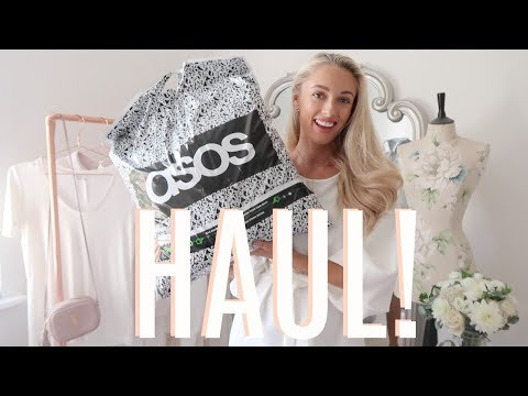ASOS HAUL & TRY ON // PRE-AUTUMN 2017  // Fashion Mumblr