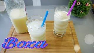 Boza /Tradicionalno piće/ Starinski recept iz slastičarne