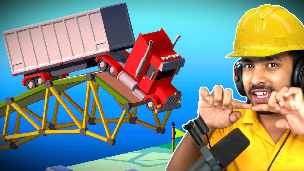 I BECAME A BRIDGE BUILDER