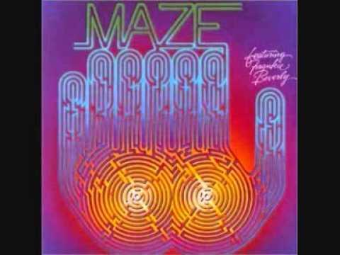 Maze & Frankie Beverly  -  While I'm Alone
