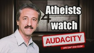 Atheists Watch Ray Comfort