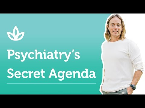Exposing Psychiatry's Secret Agenda by Dr. Group
