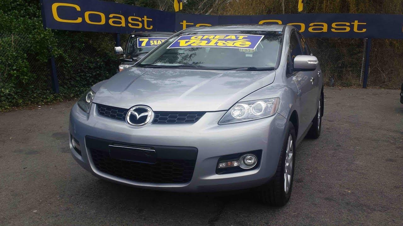 Kelebihan Mazda Cx 7 Perbandingan Harga