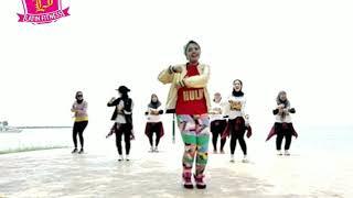 Download Mp3 Kasi Slow, Jaga Orang Pu Jodoh || Zumba By Zin Lyssa