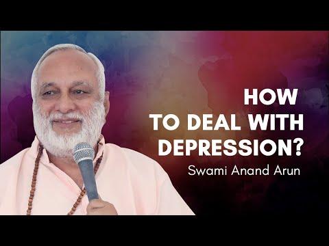 Bodhisattva Swami Anand Arun On Depression