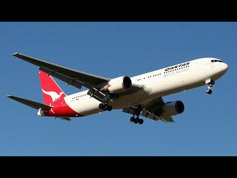 94.  PERTH AIRPORT - Gateway To Western Australia (Trailer)