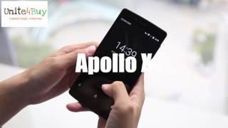 обзор Vernee Apollo X официальный рендер и внешний вид
