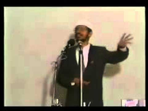 Why Women In Afghanistan Don't Have Equal Rights Of Employment - Dr Zakir Naik Chennai 1997