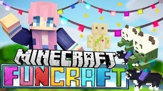 Killer Zombie Cats | Ep. 4 | Minecraft FunCraft...