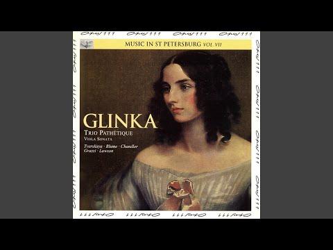 Viola Sonata in E Minor: II. Adagio cantabile