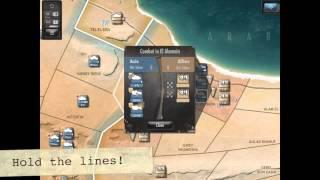 Desert Fox: The Battle of El Alamein. Игра для iPhone, iPad и Android