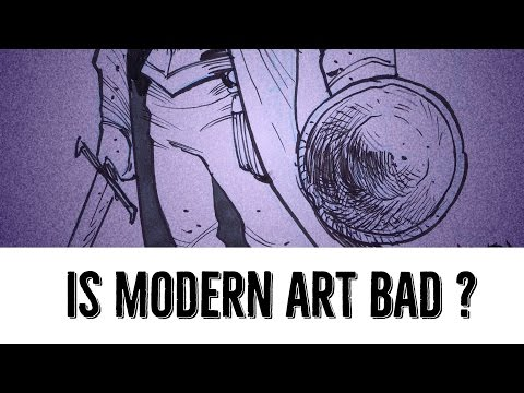 Is Modern Art Bad?