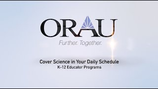 Cover Science in Your Daily Schedule