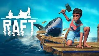 Raft z Oską #6 - Duża wyspa!