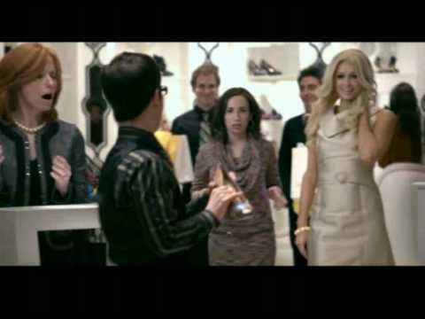 Paris Hilton - Israeli commercial