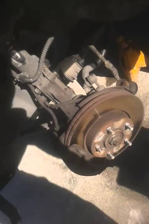 Kia Sedona Power Steering Rack Replacement