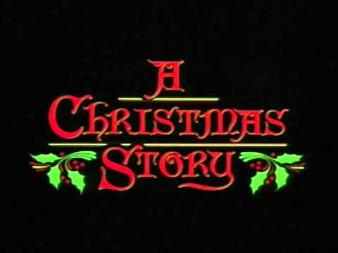 A Christmas Story 1983 - Intro Music Score!