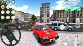 Car Parking and Driving Simulator - Android gameplay screenshot 5