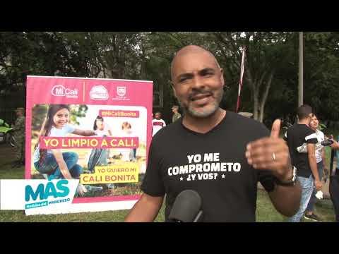 Noticias Del Progreso | Mirá Cómo Es Que En Cali Todos Se Unen Para Verla Bonita