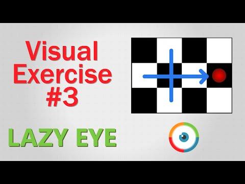 Lazy Eye Exercise #03