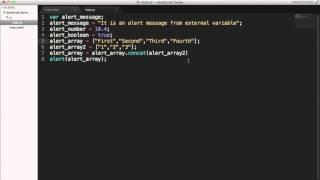 Array Methods in Javascript