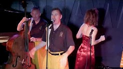 The Jive Aces Live at the HIdeaway - Ain't Nobody Here But Us Chickens (Louis Jordan Cover)
