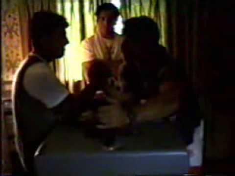 Training with Engin terzi and Wayne Burns in 1997 Camdenton MO