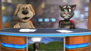 Talking Tom & Ben News ft.call me maybe