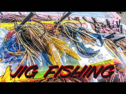 5 Jig Fishing Tricks For Fall Bass Fishing