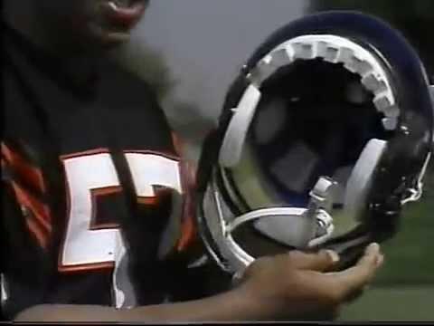 Reggie Williams on Equipment