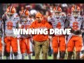 Clemson: National Title Game Winning Drive (2017)