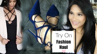 Try On Fashion Haul 2016   - Zara, Forever 21, - Miss Liz Heart(Subscribe Here* http://bit.ly/1U6GJFP Hi loves! Today I'm sharing a huge try on fashion haul! I picked up clothing items from Forever 21, Zara and more! I hope ..., 2016-07-16T03:51:52.000Z)