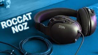 Roccat Noz | TEST | Un casque gamer simple, efficace et pas cher !