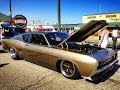 Troy Trepanier 1969 Torino Rad Rides by Troy at the 2013 SEMA show on display with BASF